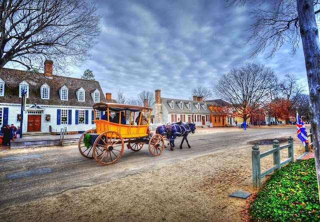 Williamsburg Vacation Packages