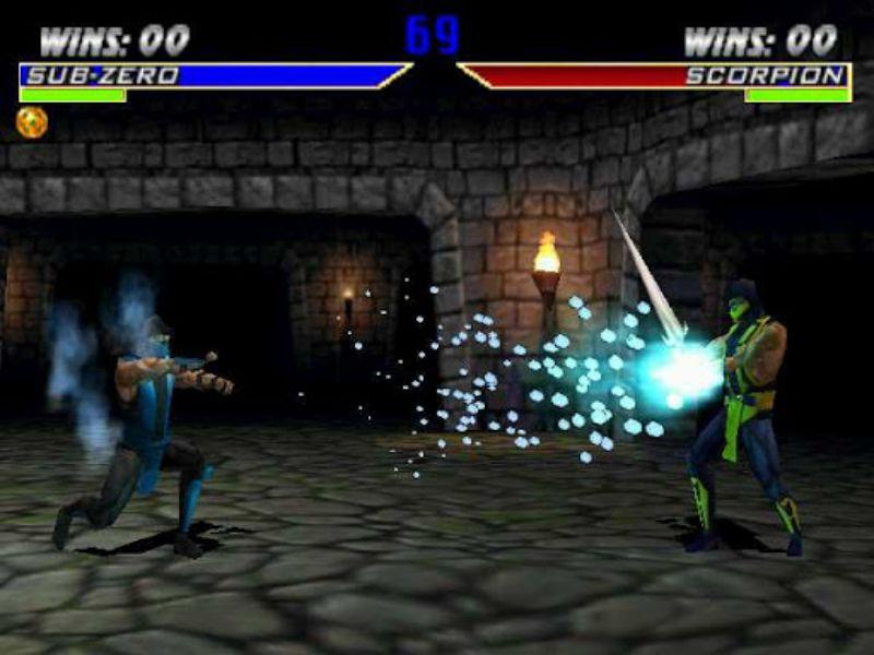 Mortal Kombat 4 PC Game Free Download