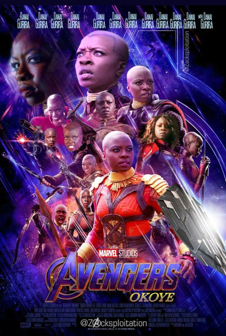 Avengers Endgame Meme Posters