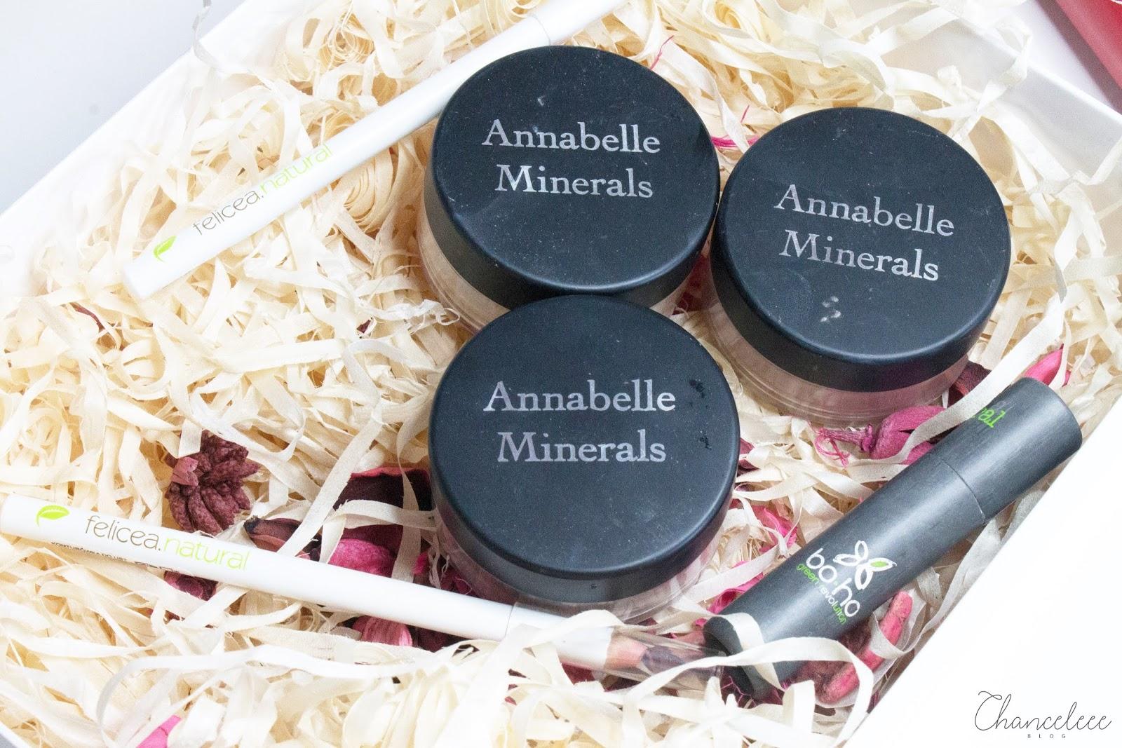 annabelle minerals, boho, felicea