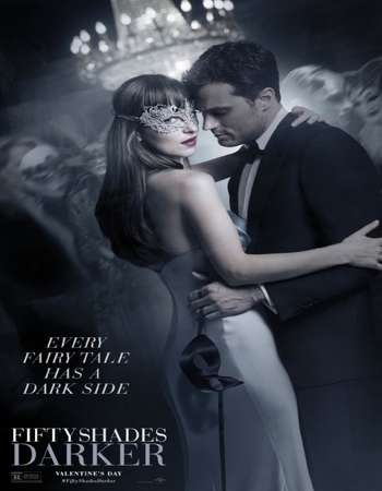 Poster Of Fifty Shades Darker 2017 English 700MB HDTS x264 Free Download Watch Online downloadhub.in