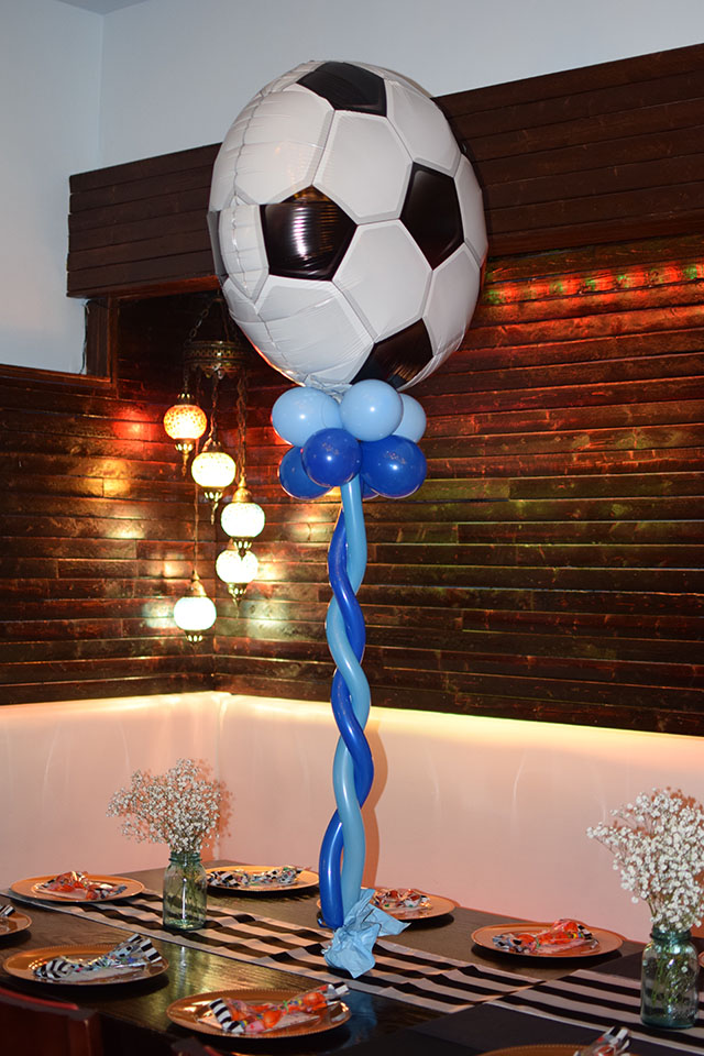 Sports Theme Baby Shower-Party-It's a Boy-Baby Shower