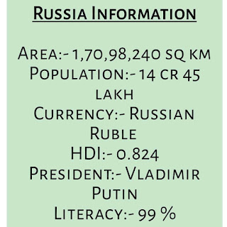 World's Largest Country