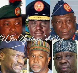 Profiling The 13 Army Generals Standing Trial For N102b FRAUD Under Buhari