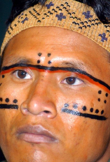 Purpose Of African Face Painting