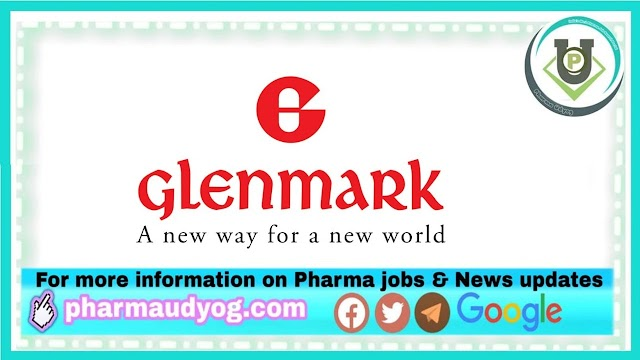 Glenmark Pharmaceuticals | Recruitment for Production/PPIC at Goa Location