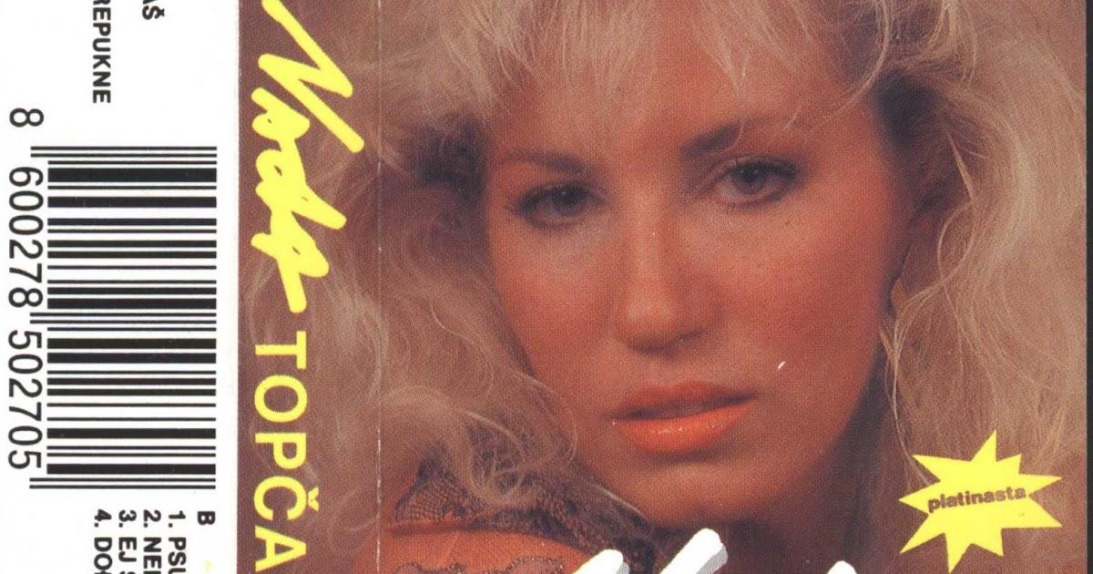 ZVUCI JUGOSLAVIJE - SOUNDS OF YUGOSLAVIA: NADA TOPČAGIĆ 1992 Koju igru igraš (YU)