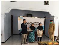 Mendukung Ketahanan Pangan Masyarakat, Mahasiswa KKN UM Bantu Donasi Sembako
