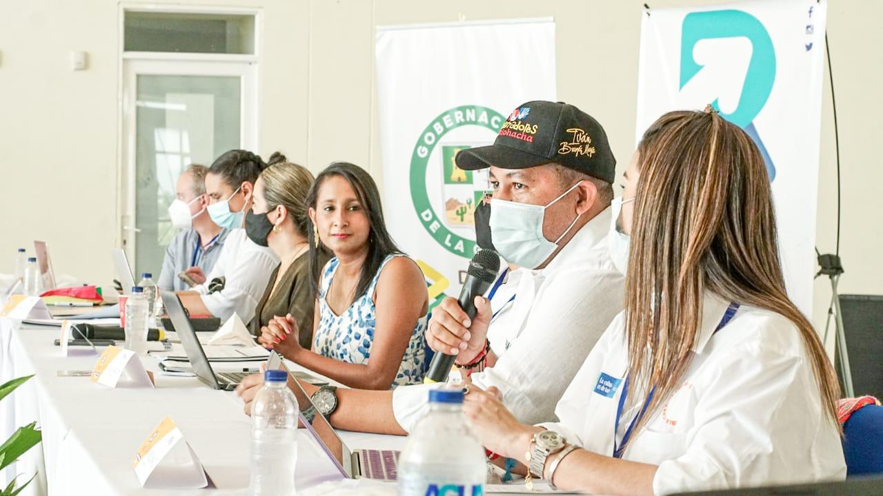 https://www.notasrosas.com/ Ministra Angelica Mayolo Obregón instala en Riohacha, primera sesión del Consejo Nacional de Cultura