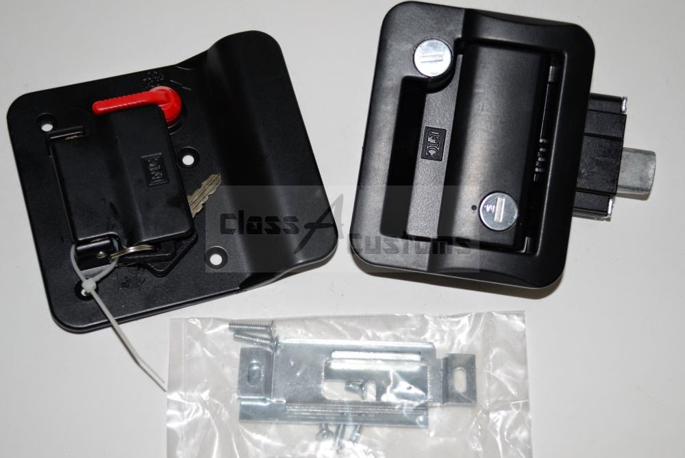 Class A Customs Fic Travel Trailer Lock Deadbolt 43610 Rv