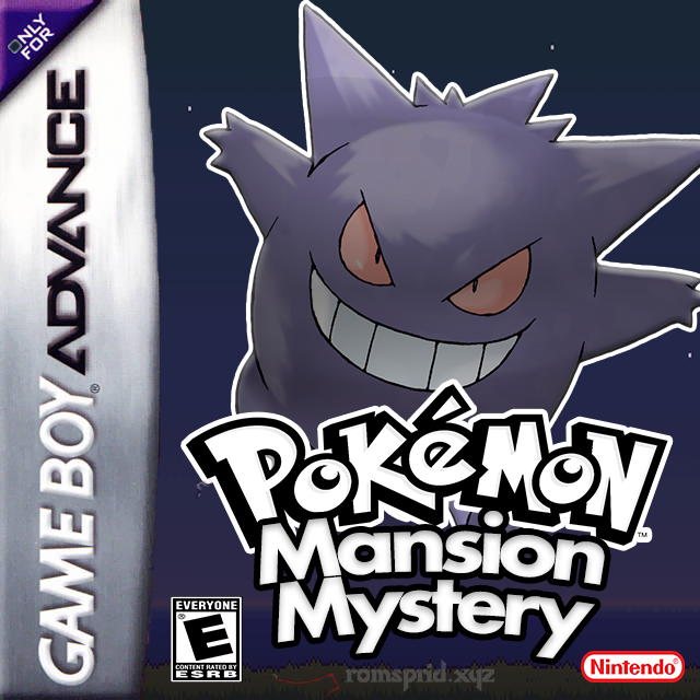 Pokemon Mansion Mystery