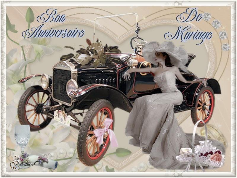 Images gratuites invitation anniversaire mariage - Anniversaire mariage 4 ans ...