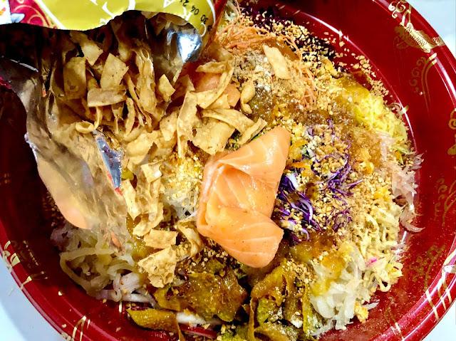 Menu 'Makan Besar' Tahun Baru Cina Dari Wan Li Restaurant, Meriah Sungguh!