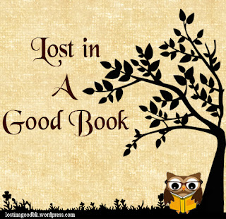 Lost in a Good Book logo