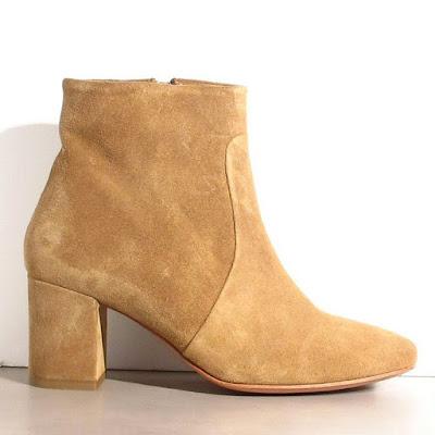 Boots Sessun daim