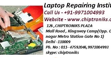 laptop repairing institute cover image