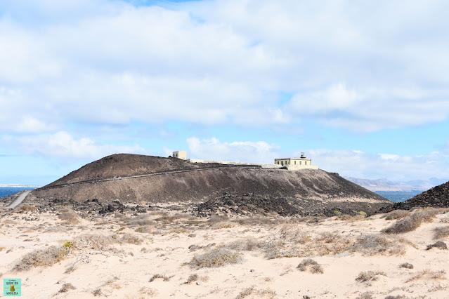 Faro de Martiño, Isla de Lobos