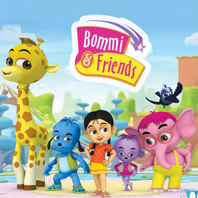 Bommi and friends (season 1) tamil episode