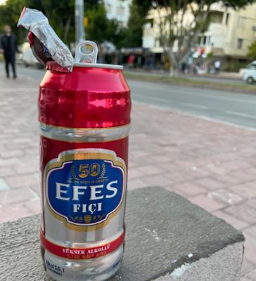 Efes Fıçı Yüksek Alkollü Bira Değerlendirmesi