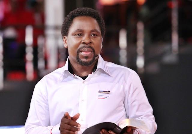 Prophet TB Joshua using 'demonic powers', American pastor reveals where she saw him