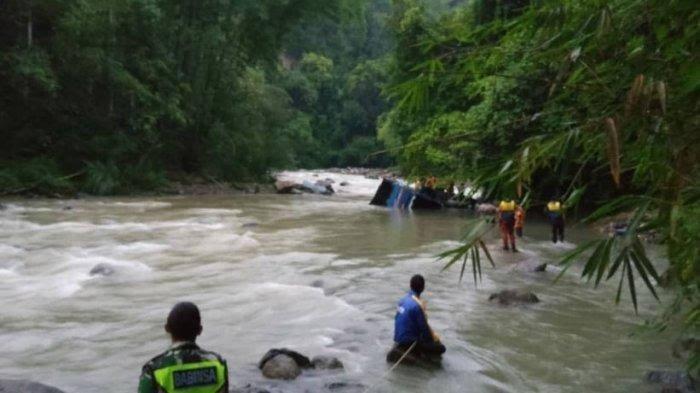 Kronologi Bus Sriwijaya Masuk Jurang di Pagar Alam dan Tewaskan 25 Penumpang