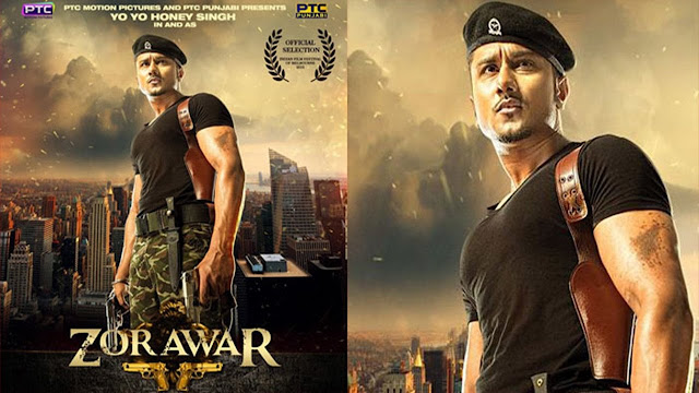 Zorawar 2016 Punjabi Movie pDVDRip Download