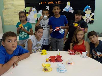 E.E.Dagoberto José Machado Programa Escola da Família