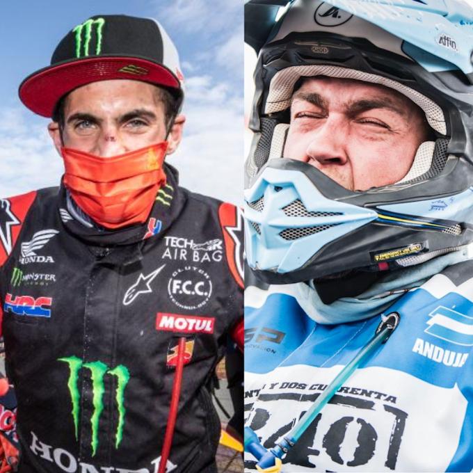 Histórico: Kevin Benavidez y Manuel Andujar ganaron el Dakar 2021