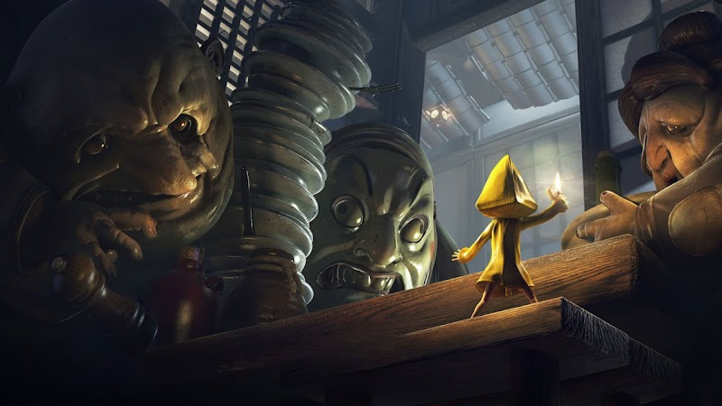 Game Horor Little Nightmares Kini Tersedia Di Android