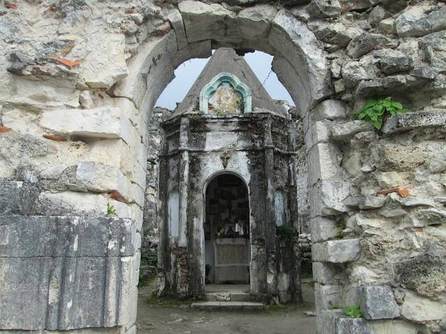 Atención a las basílicas de piedra de Abjasia