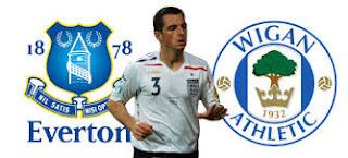 Wigan - Everton maçı canlı izle