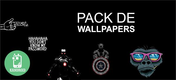 Download Pack de Wallpapers