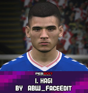 PES 2017 Faces Ianis Hagi by ABW
