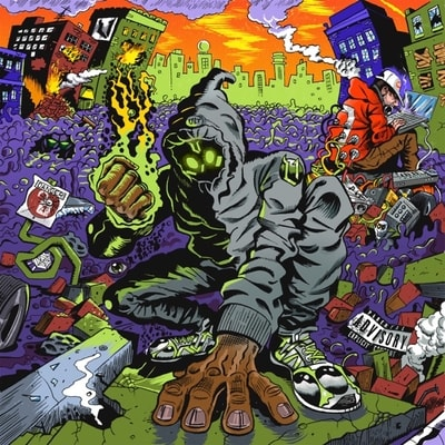 Denzel Curry & Kenny Beats - UNLOCKED (2020) - Album Download, Itunes Cover, Official Cover, Album CD Cover Art, Tracklist, 320KBPS, Zip album