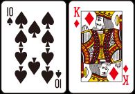 플레이어가 추가 카드를 원하지 않을 경우 표현하는 의사표시 방법으로, 딜러의 경우 17이상이 되면 무조건 Stay해야 한다.
