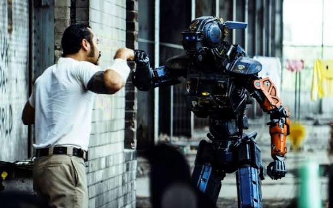 chappie, robot cerdas buatan patel