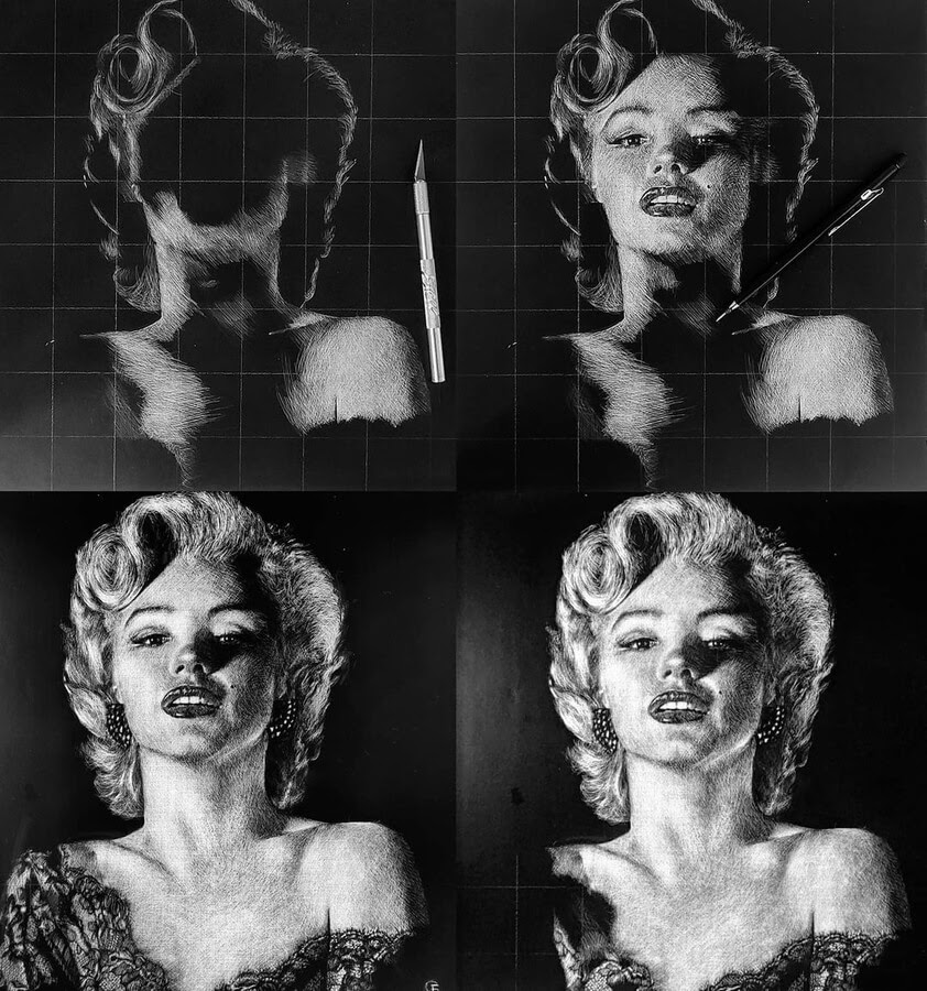 01-Marilyn-Monroe-Fred-Cukierman-www-designstack-co