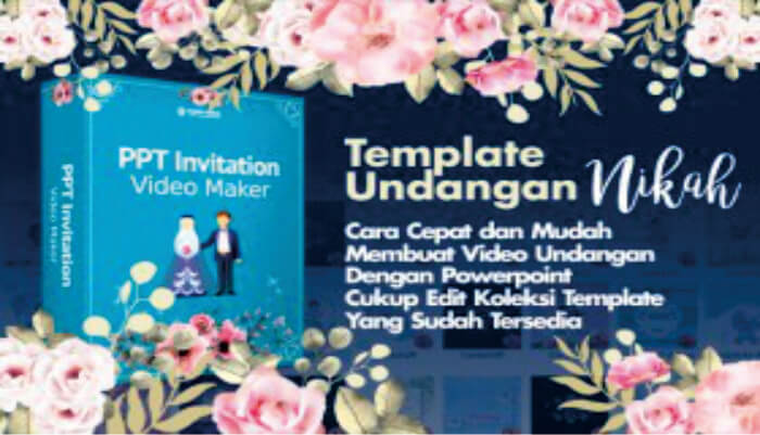 PPT Invitation Video Maker