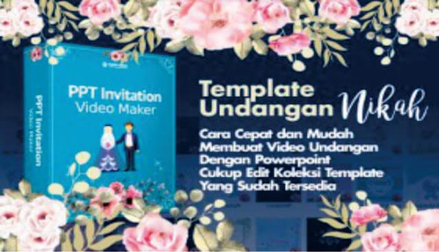 PPT Invitation Video Maker