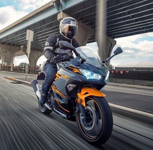harga motor ninja
