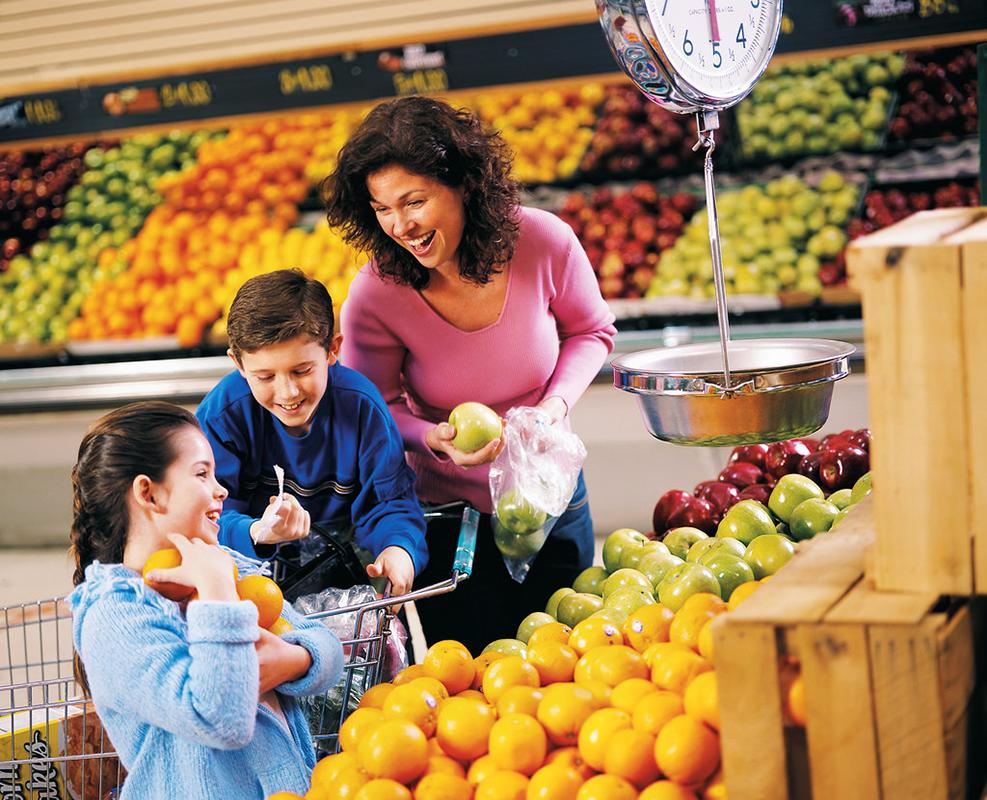 Eat Fruit and Vegetables in Ramadan Food