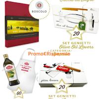 Logo Concorso Sagra: vinci gratis set pizza, barbecue, olio e grembiuli