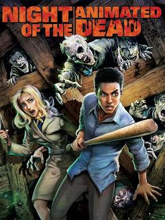 Night of the Animated Dead[2021][NTSC/DVDR-Custom HD]Ingles, Español Latino
