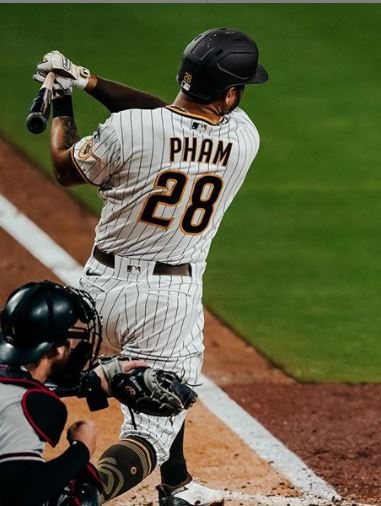 Tommy Pham Age, Height, Weight, Net Worth, Wife, Wiki, Family, Bio