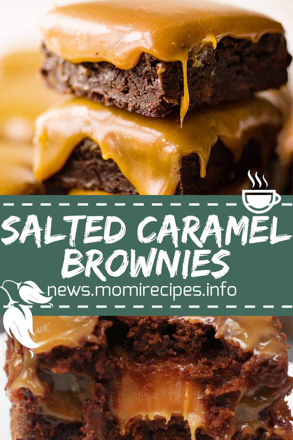 Salted Caramel Brownies | dessert, dessert recipes, easy dessert recipes, easy desserts, dessert dishes, desserts to make, desserts recipes, easy baking recipes, easter desserts, easy desserts to make, dessert ideas, holiday desserts, quick and easy desserts, quick desserts, healthy desserts, simple desserts, fruit desserts, yummy desserts, good desserts, quick dessert recipes, no bake desserts, easy chocolate desserts, quick easy desserts, best desserts. #salted #caramel #brownies