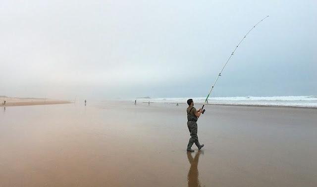 2. Teknik Mancing Surfishing