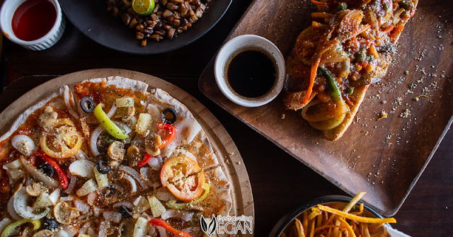 vegan restaurants bacolod
