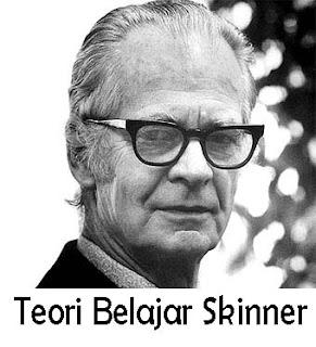 Teori Belajar Skinner dan Penerapannya didalam pembelajaran