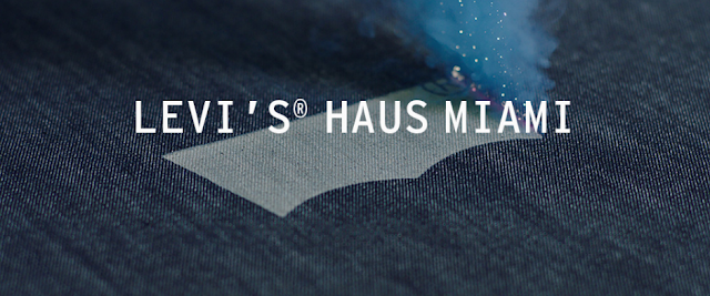 Levi's wants to send you on a trip to Levi's Haus Miami in Florida for basketball, music and a shopping spree where you'll be able to design your own jeans!