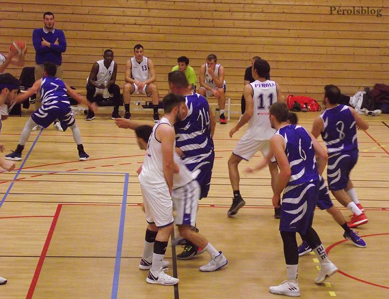 Frontignan Basket